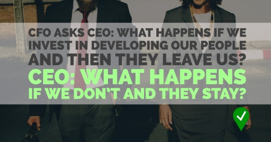 CEO - What happens if we don't and they stay