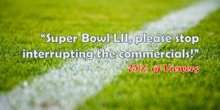 Super Bowl LII Commercials